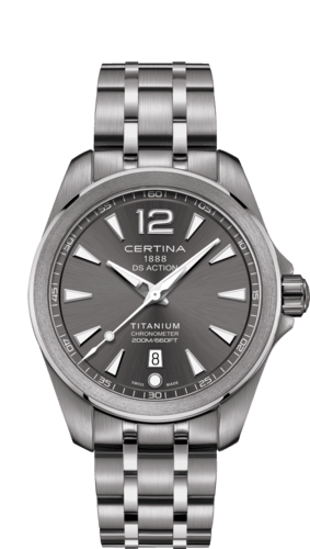Certina DS Action Fixed Bezel - C032.851.44.087.00