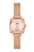 TISSOT LOVELY SQUARE - T0581093345600