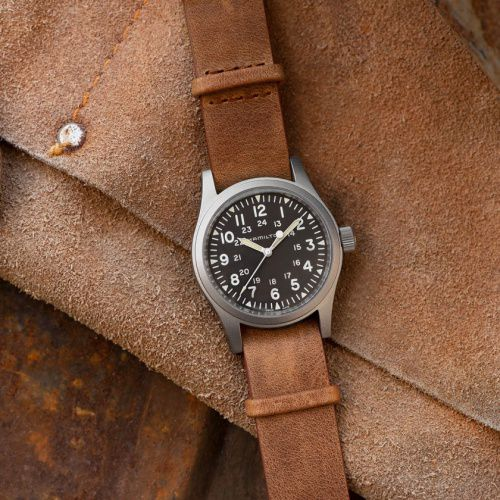 Hamilton Khaki Field Mechanical - H69439531 фото 3