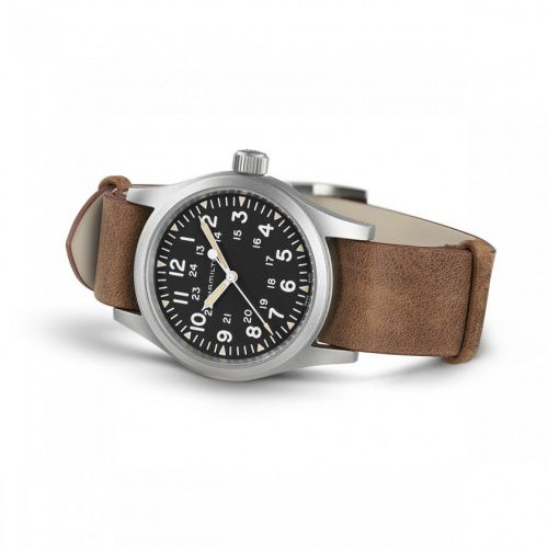 Hamilton Khaki Field Mechanical - H69439531 фото 2