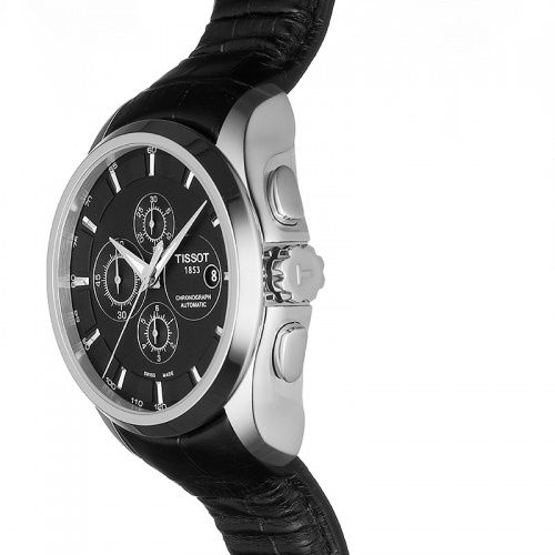 TISSOT COUTURIER AUTOMATIC CHRONOGRAPH - T0356271605100 фото 2